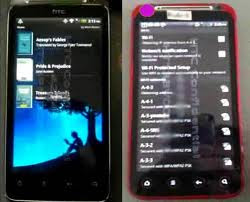 Intro Smartphone HTC Rider