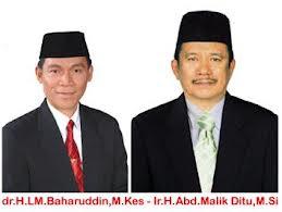 Bupati dan Wakil Bupati Muna