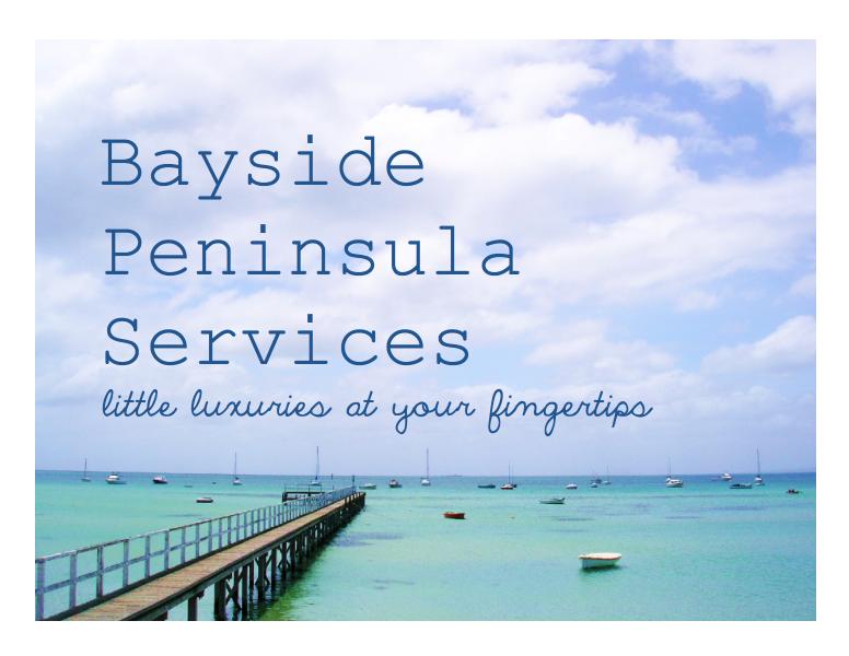 Bayside Peninsula Service
