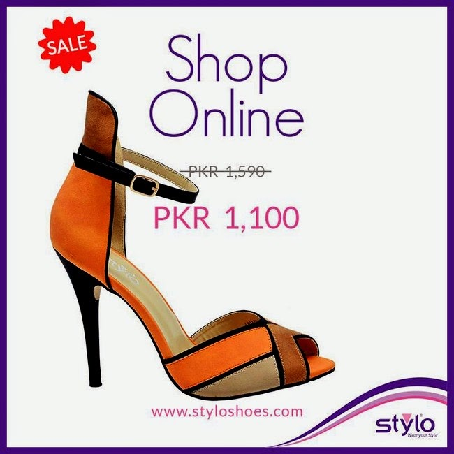 Stylo Shoes New Arrivals