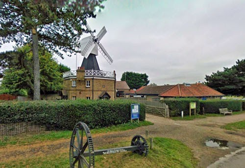 Windmill Museum, Wimbledon Common, London.