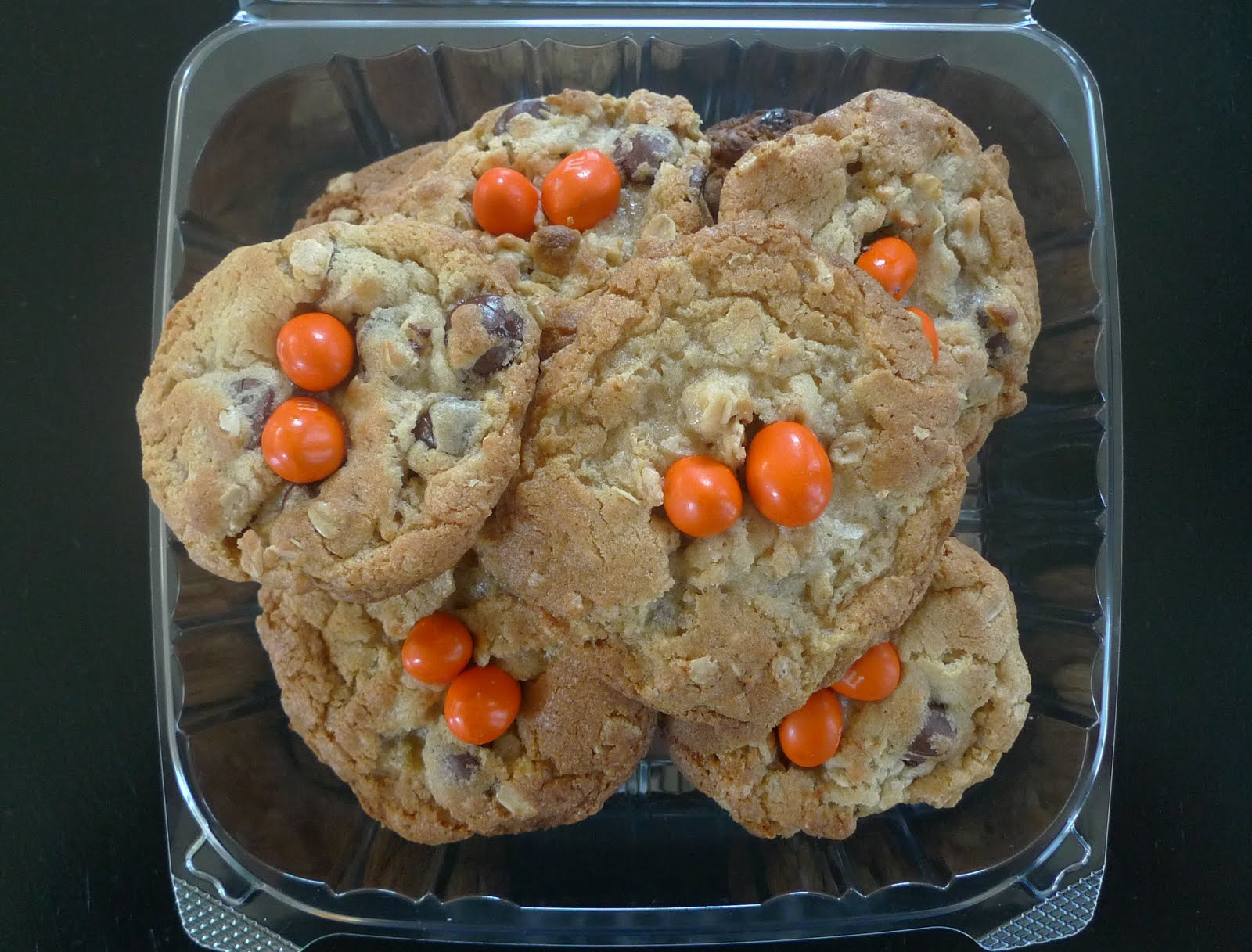 siriously delicious: Buffalo Chip Cookies