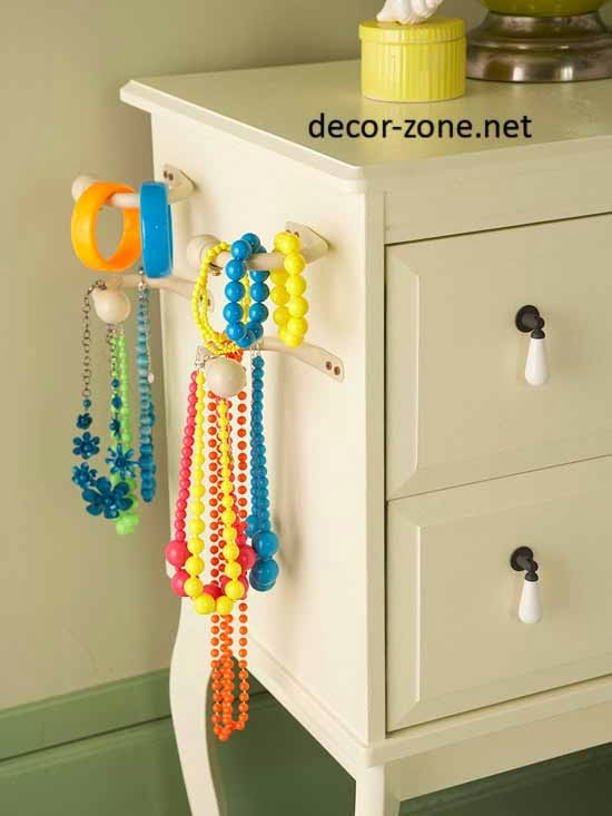 jewelry storage ideas , bedroom storage ideas