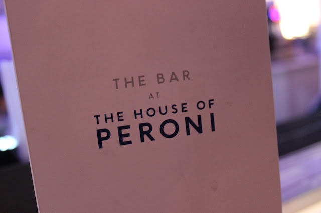 The House of Peroni, London, November, That Guy Luke, Blog
