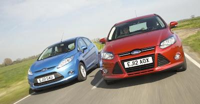 Ford Surpasses UK Market