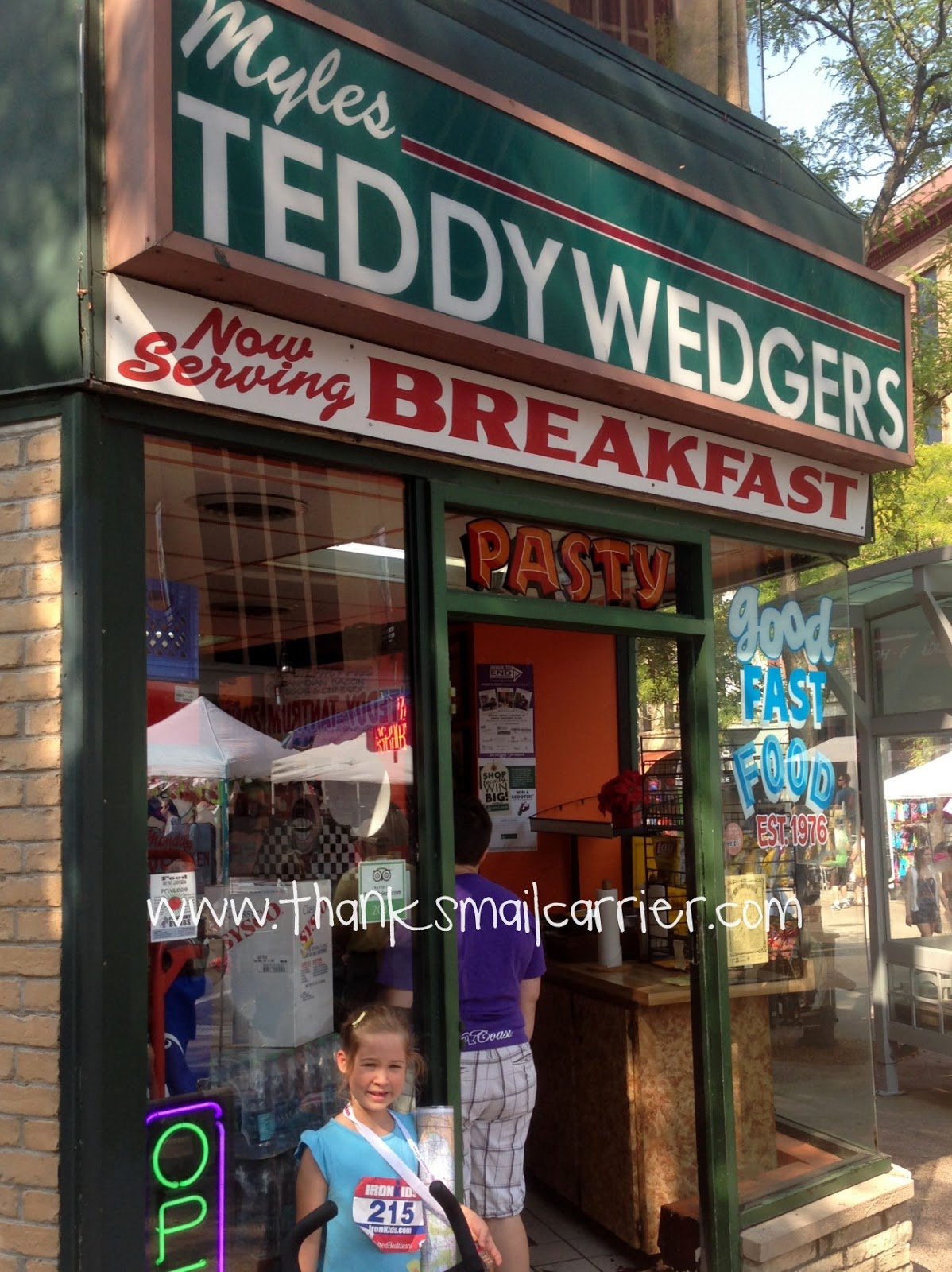 Teddywedgers Madison