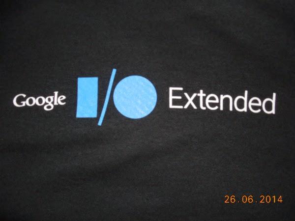 Google I/O Extended 2014 la Craiova
