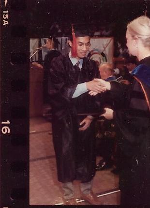UTEP Graduation Day