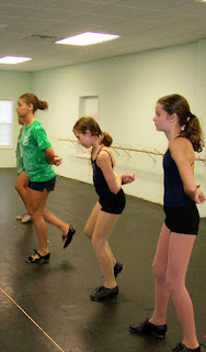 beginning tap classes charlotte nc