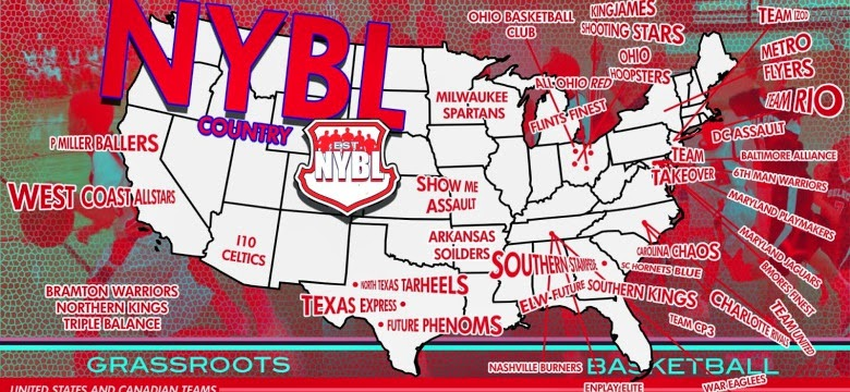 New NYBL Website