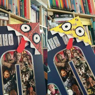 Monster Corner BookMarks