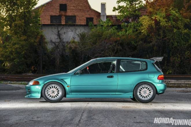 Few Hondas Compare Cars In The Last 20 Years Carry As Large A Cult  Following As The U002792 95 Civic Hatchback, At Least In The Enthusiast Circle.