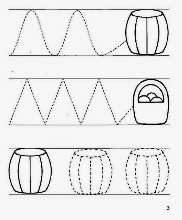 Preschool worksheets 5 year olds : 3 Year Old Activity Worksheets ...