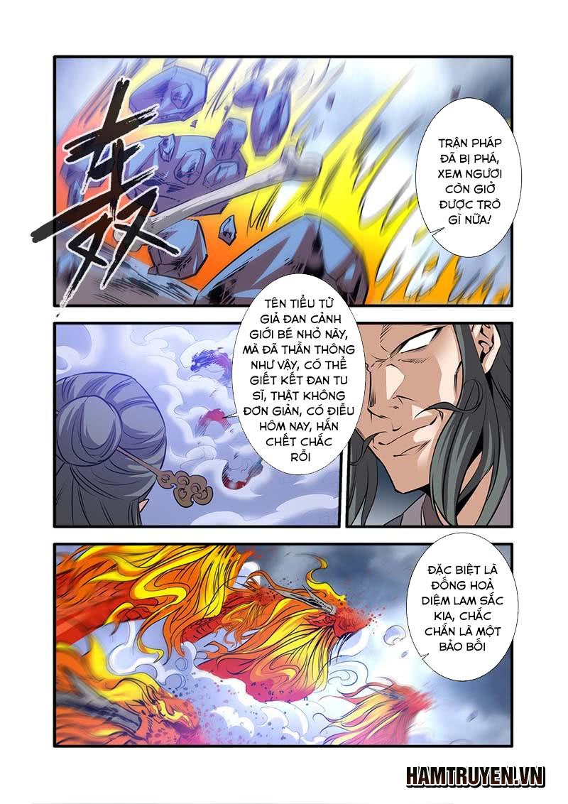 Tiên Nghịch Chap 79 - Trang 6