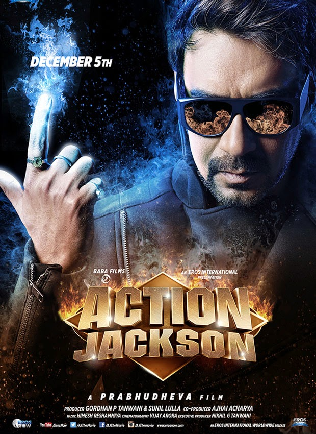 Box Office Collection of Action Jackson With Budget and Hit or Flop, profit, bollywood movie latest update