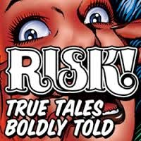 Listen To My Story On The RISK: Live Storytelling Podcast