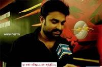 Director Vijay on 'Idhu Enna Maayam' movie