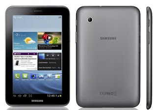 Tablet Android Samsung Galaxy Tab 2 7.0 P3100, Review Spesifikasi Dan Harga