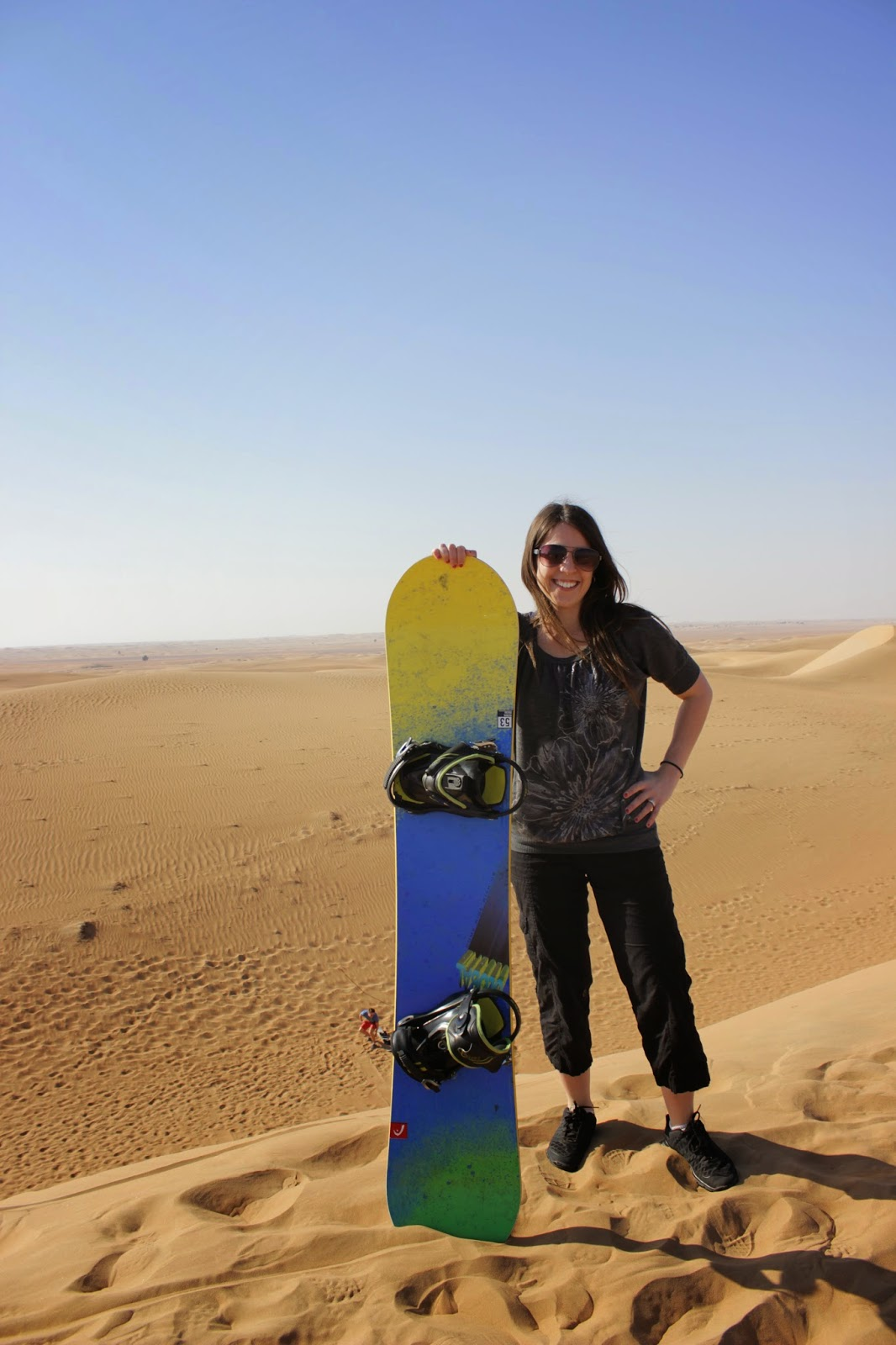 desert dune buggy adventure dubai sand boarding