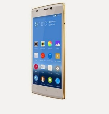 Latest Gionee Elife S5.5 World's Slimmest Smartphone