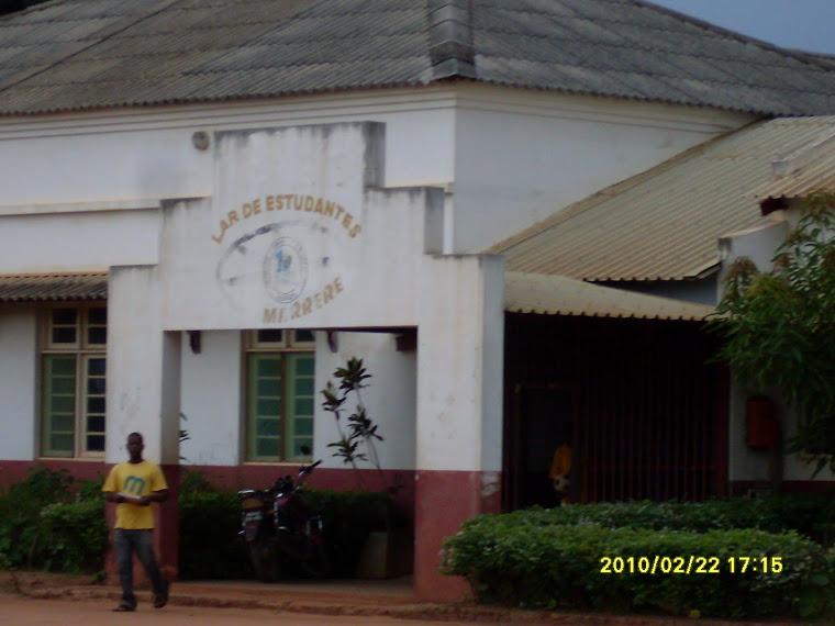 lar dos estudantes
