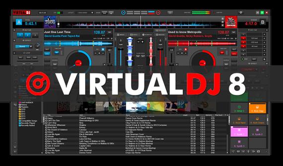 descargar virtual dj 8 pro full