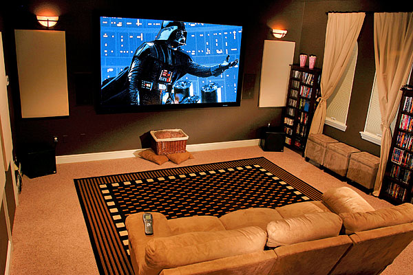 Modern Home Theater Room Design Ideas Collection Custom Home Theater Room Designs Style