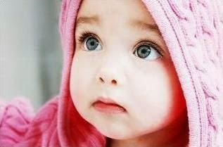 baby comel cute