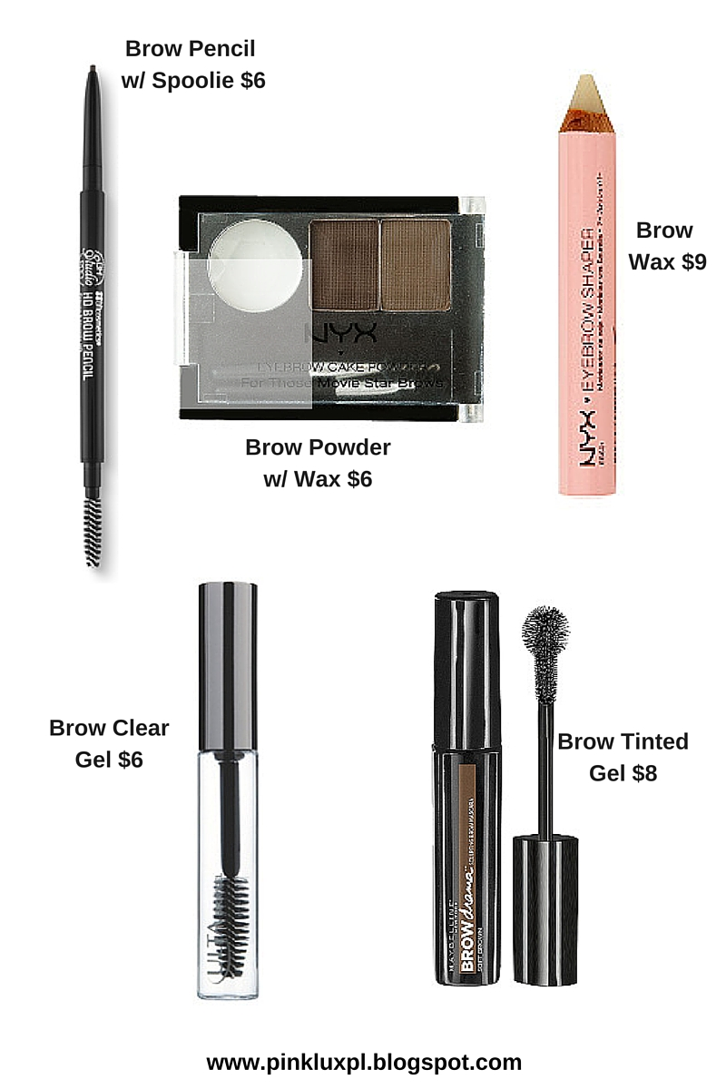 The Products You Need for PerfectEyebrows