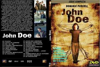 JOHN DOE - A SÉRIE COMPLETA