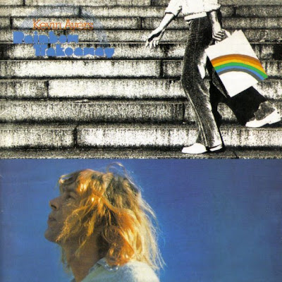Kevin Ayers - Rainbow Takeaway 1978 (UK, Canterbury Scene, Pop-Rock, Progressive Rock)