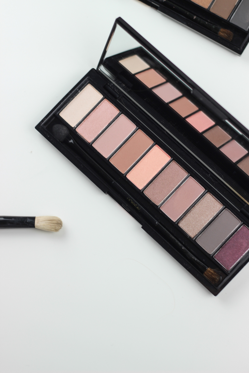 Loreal La Palette Nude 1 2 Review Swatches The Goodowl Uk