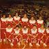Selección Mexicana de Basquetbol de 1982 a 1984.