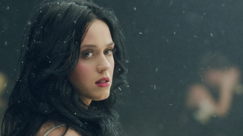 trucco Katy Perry video Unconditionally