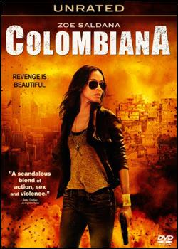 Colombiana Em Busca de Vingança