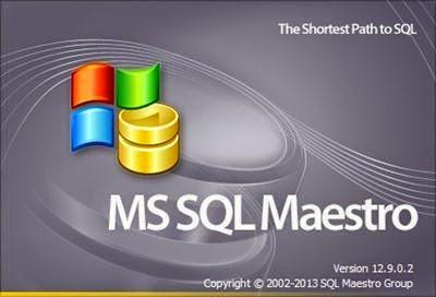 MS SQL-Maestro-Professional
