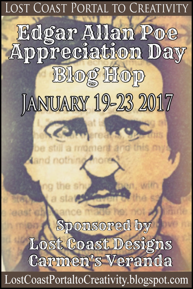 Annual Poe Appreciation Blog Hop 2017 Event!