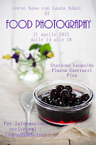 Food Photography: il mio corso n 2