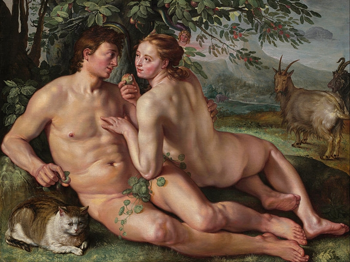 Hendrick Goltzius 1558-1617 | Dutch Baroque Era painter