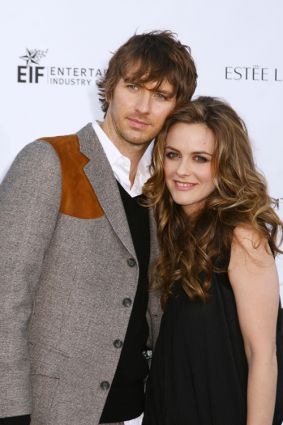 Alicia Silverstone, 34, gave birth to a baby boy in L.A. on Friday, ...