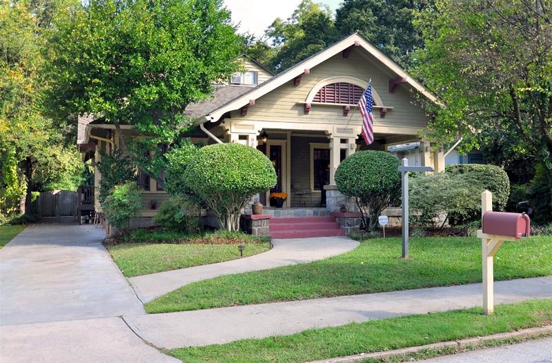 Atlanta historical tidbits grant park homes for Craftsman style home builders atlanta