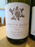 Avondale Jonty's Ducks Pekin White 2013 - WO Paarl, South Africa (87 pts)
