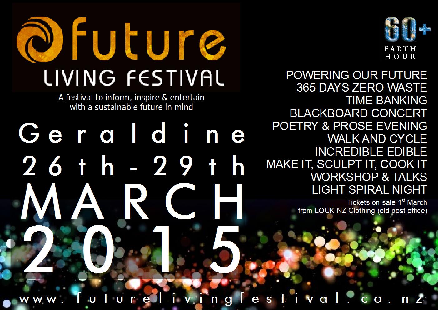 Future Living Festival 2015