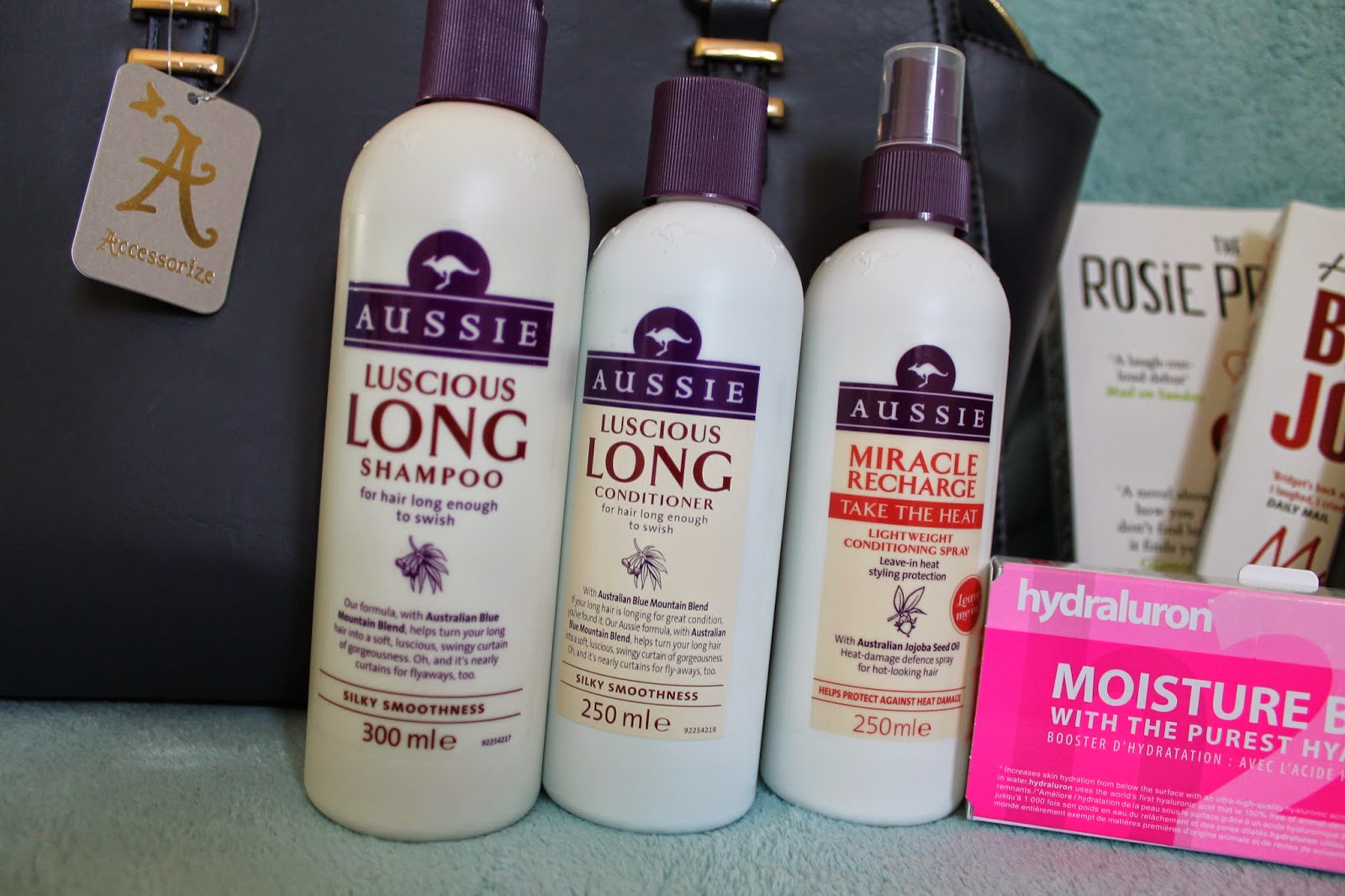 July Fashion, Beauty and Lifestyle Haul Aussie Hair Care Products