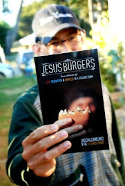 Jesus Burgers the book
