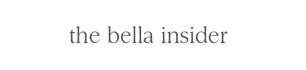 The Bella Insider