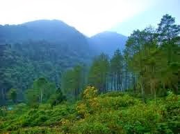 Gunung Puntang Objek Wisata Pangalengan Bandung
