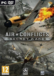 games Download   Air Conflicts   Secret Wars RePack   PC   (2011)   ISO