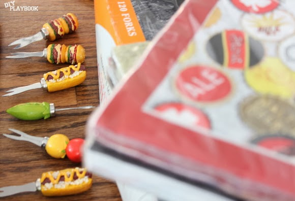 bbq corn holders: How to Organize Grill Supplies | DIY Playbook