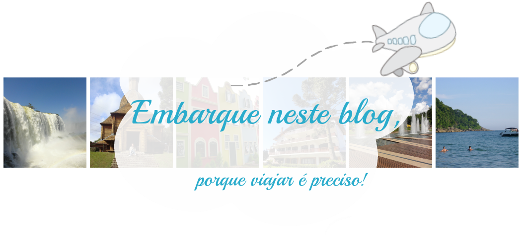 Embarque neste blog